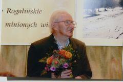 Wystawa - Dęby Rogalińskie - świadkowie minionych wieków, 02.10.2015 r.